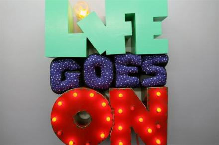 'life goes on' by eric elms
